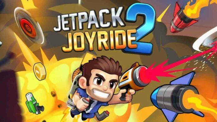Game Jetpack Joyride 2 Wajah dan Tampilan Baru dengan Grafik Maju