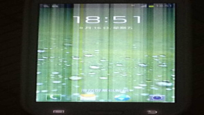 Cara Memperbaiki LCD Hp Bergaris