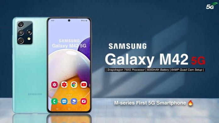 HP Samsung Galaxy M42 5G