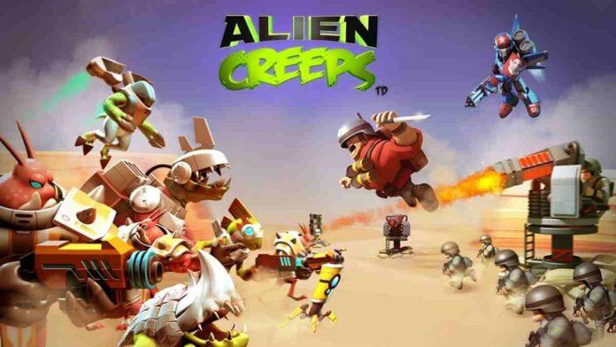 Game Bertema Alien