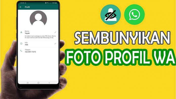 Cara Privasi PP WhatsApp
